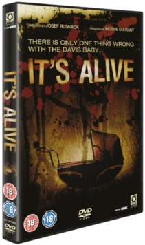 It's Alive, DVD  DVD