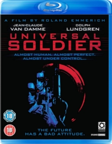 Universal Soldier, Blu-ray  BluRay