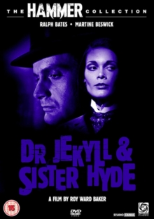 Dr Jekyll and Sister Hyde, DVD  DVD