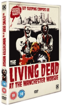 The Living Dead at Manchester Morgue, DVD DVD