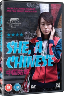 She, a Chinese, DVD  DVD