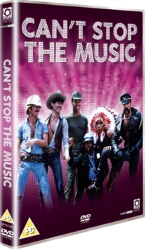 Can't Stop the Music, DVD  DVD