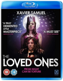 The Loved Ones, Blu-ray BluRay