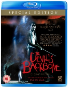 The Devil's Backbone, Blu-ray BluRay