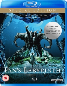 Pan's Labyrinth, Blu-ray  BluRay