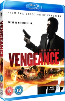 Vengeance, Blu-ray  BluRay