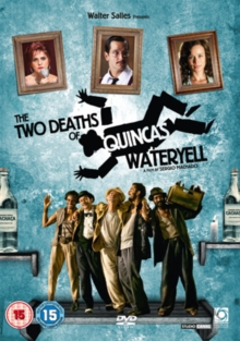 The Two Deaths of Quincas Wateryell, DVD DVD