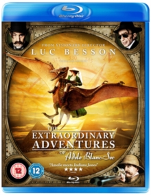 The Extraordinary Adventures of Adele Blanc-Sec, Blu-ray BluRay