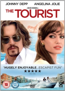 The Tourist, DVD DVD