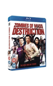 Zombies of Mass Destruction, Blu-ray  BluRay