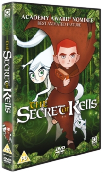 The Secret of Kells, DVD DVD