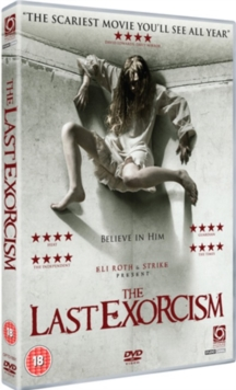 The Last Exorcism, DVD DVD