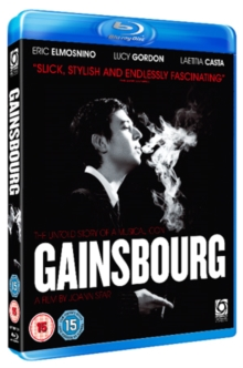 Gainsbourg, Blu-ray  BluRay