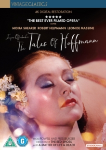 The Tales of Hoffman, DVD DVD
