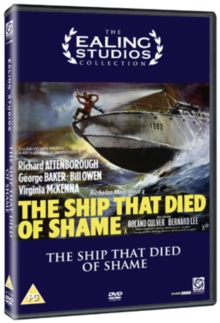 The Ship That Died of Shame, DVD DVD