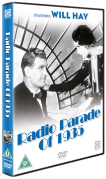 Radio Parade of 1935, DVD  DVD