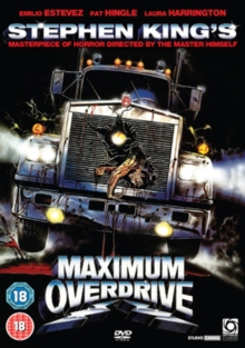 Maximum Overdrive, DVD  DVD