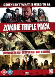 Zombie Collection, DVD  DVD