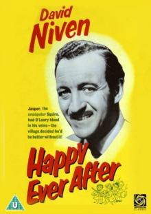 Happy Ever After, DVD  DVD