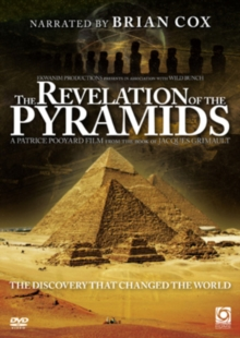 Revelation of the Pyramids, DVD  DVD