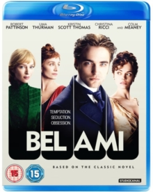 Bel Ami, Blu-ray  BluRay