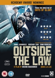 Outside the Law, DVD  DVD