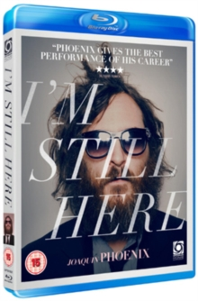 I'm Still Here, Blu-ray  BluRay