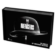 The Avengers: The Complete Series 1-6, DVD DVD