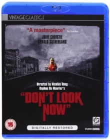 Don't Look Now, Blu-ray  BluRay