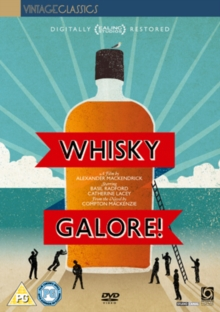 Whisky Galore, DVD  DVD
