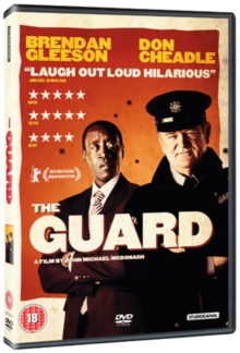 The Guard, DVD DVD