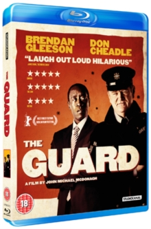 The Guard, Blu-ray BluRay