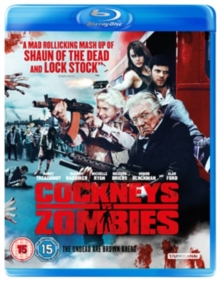 Cockneys Vs Zombies, Blu-ray  BluRay