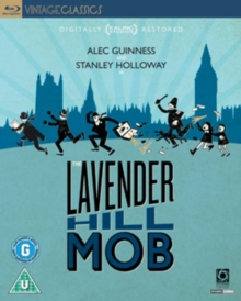 The Lavender Hill Mob, Blu-ray BluRay