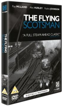 Flying Scotsman, DVD DVD