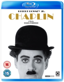 Chaplin, Blu-ray  BluRay
