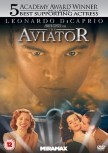 The Aviator, DVD DVD
