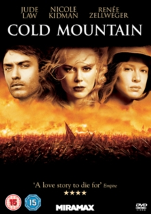 Cold Mountain, DVD  DVD