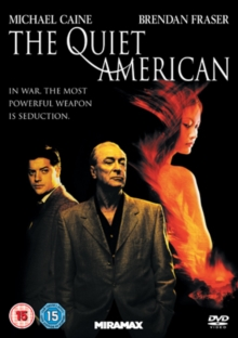The Quiet American, DVD DVD