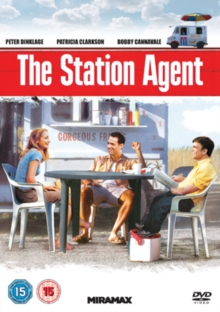The Station Agent, DVD DVD