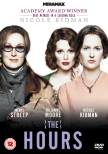 The Hours, DVD DVD