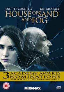House of Sand and Fog, DVD  DVD