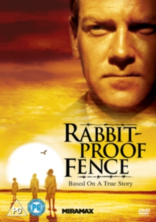 Rabbit-proof Fence, DVD  DVD