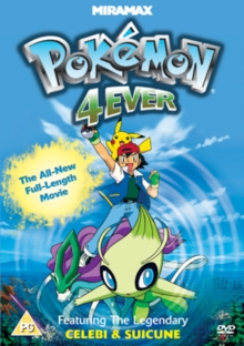 Pokemon - The Movie: 4ever, DVD  DVD