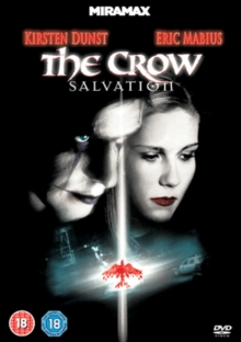 The Crow: Salvation, DVD DVD