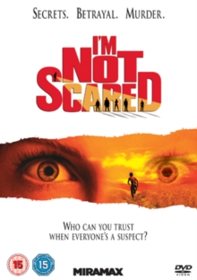 I'm Not Scared, DVD  DVD