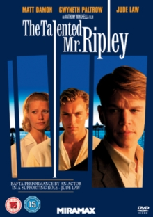 The Talented Mr Ripley, DVD DVD