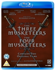 The Three Musketeers/The Four Musketeers, Blu-ray BluRay