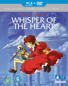 Whisper of the Heart, Blu-ray  BluRay