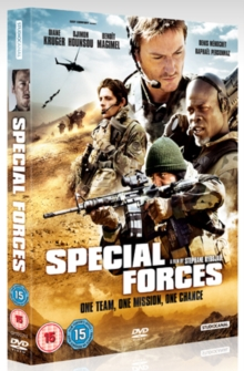 Special Forces, DVD  DVD